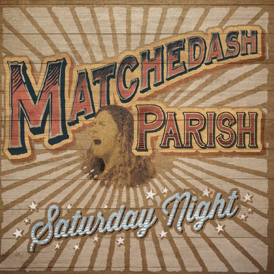 matchedash parish saturday night album cover