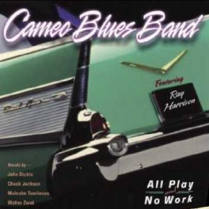 cameo blues band all play and no work album cover