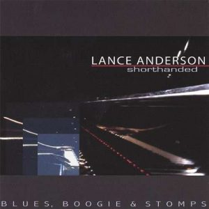 lance anderson shorthanded album cover